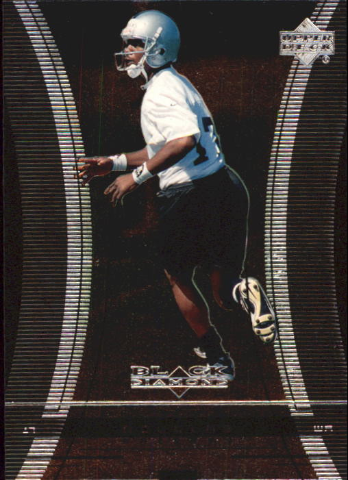 1999 Black Diamond #134 Dameane Douglas RC