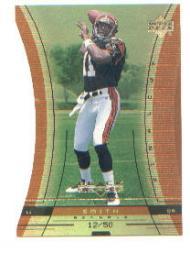 1999 Black Diamond Final Cut #112 Akili Smith