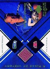 1999 Black Diamond A Piece of History #BH Brock Huard H