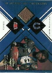 1999 Black Diamond A Piece of History #EJ Edgerrin James H
