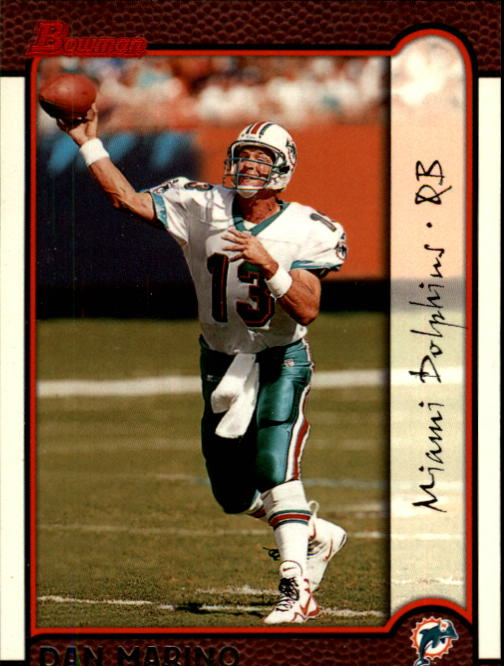 1999 Bowman #1 Dan Marino