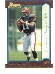 1999 Bowman Gold #156 Akili Smith