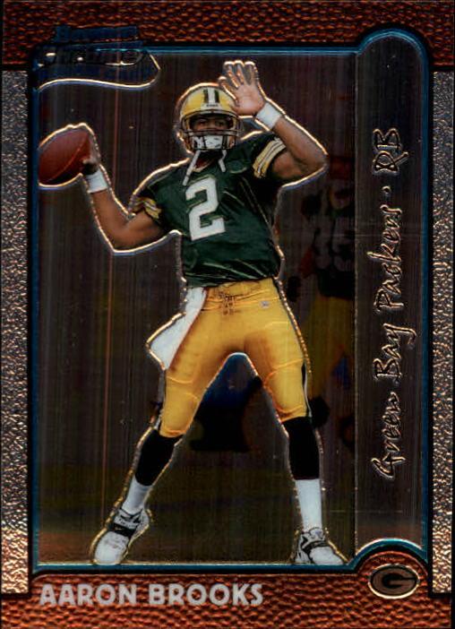 1999 Bowman Chrome #199 Aaron Brooks RC