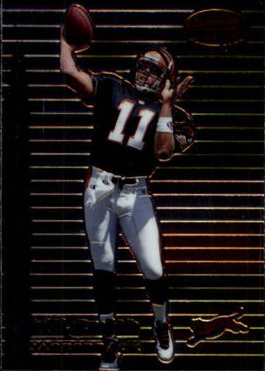 1999 Bowman's Best #114 Akili Smith RC