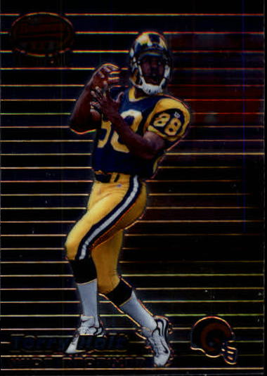 1999 Bowman's Best #120 Torry Holt RC