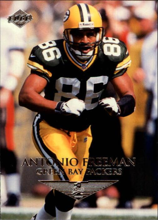 1999 Collector's Edge First Place #61 Antonio Freeman