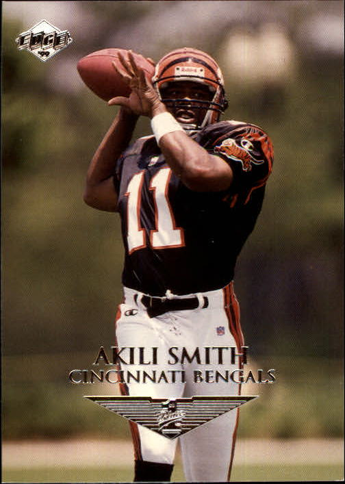 1999 Collector's Edge First Place #158 Akili Smith RC