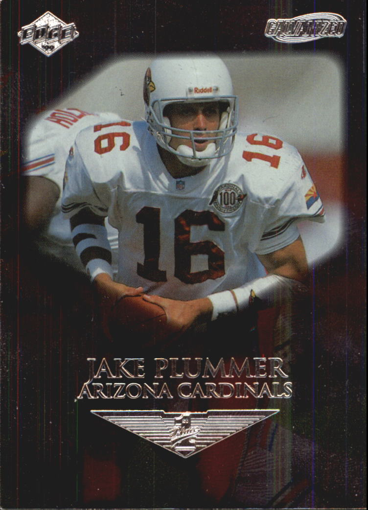 1999 Collector's Edge First Place Galvanized #3 Jake Plummer