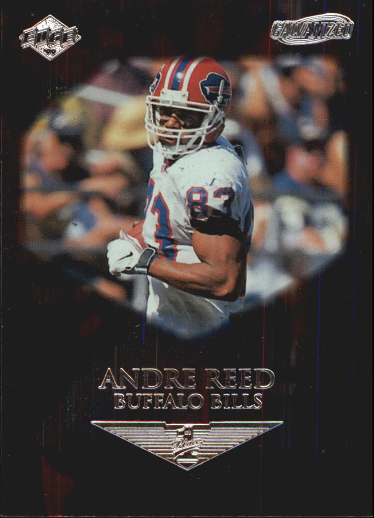1999 Collector's Edge First Place Galvanized #18 Andre Reed