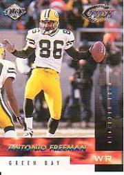 1999 Collector's Edge Fury #48 Antonio Freeman