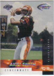 1999 Collector's Edge Fury #192 Akili Smith RC