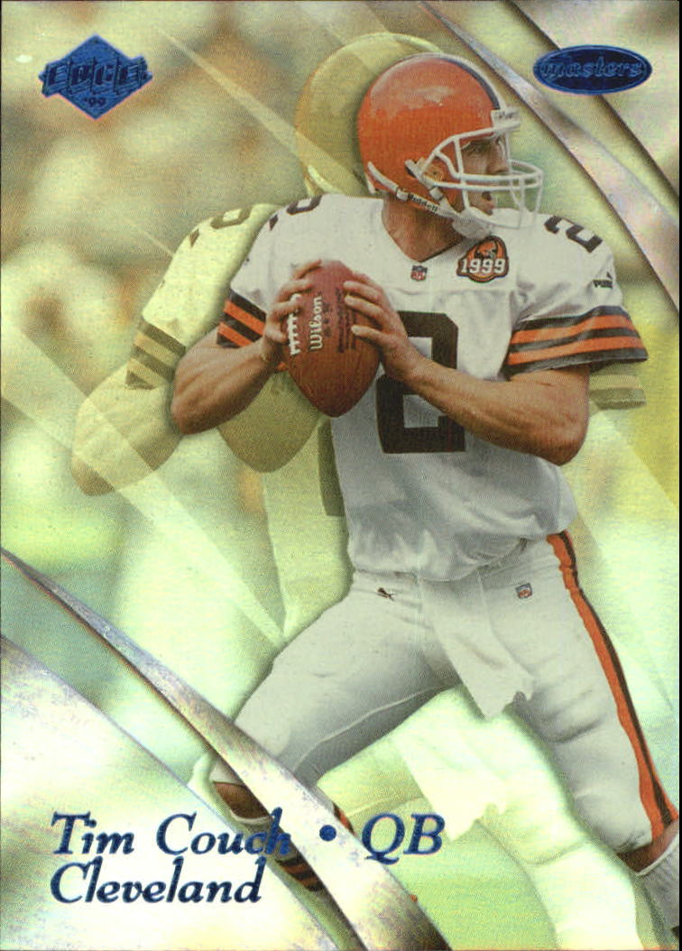 1999 Collector's Edge Masters #47 Tim Couch RC