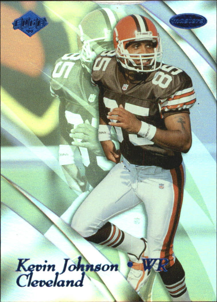 1999 Collector's Edge Masters #49 Kevin Johnson RC