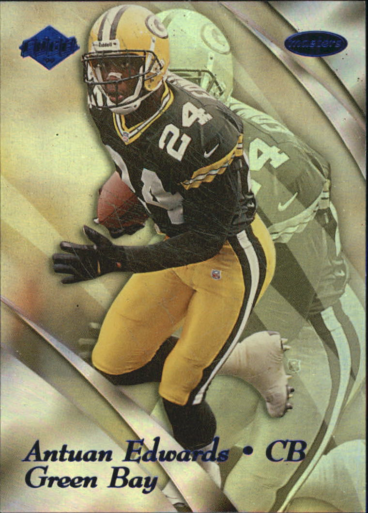 1999 Collector's Edge Masters #78 Aaron Brooks RC
