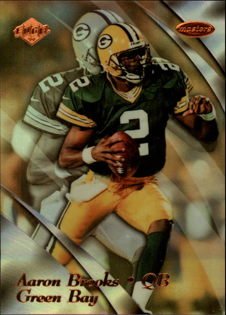1999 Collector's Edge Masters Galvanized #78 Aaron Brooks