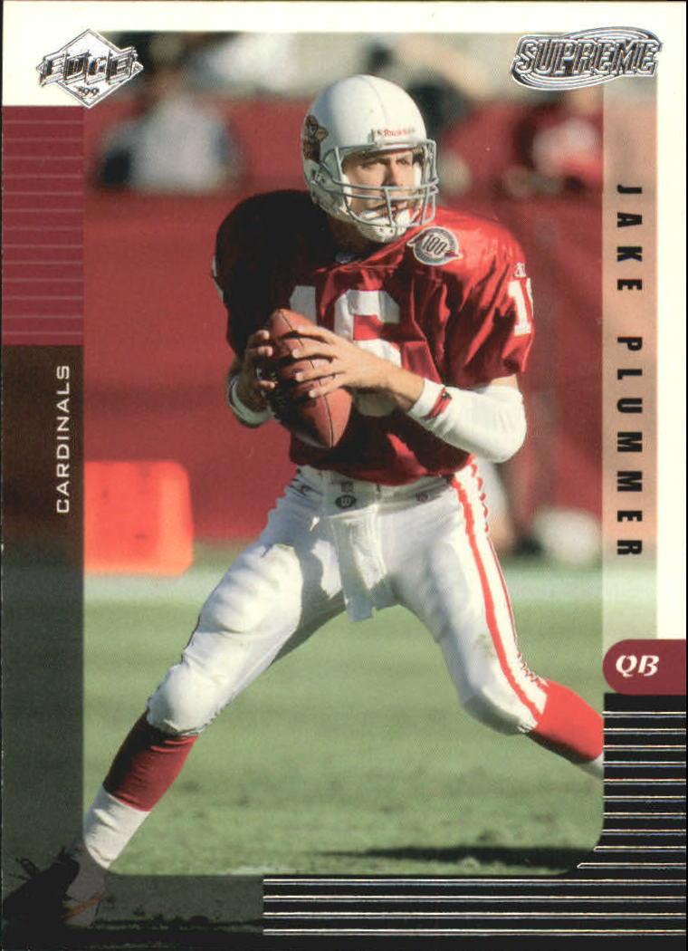 1999 Collector's Edge Supreme #5 Jake Plummer