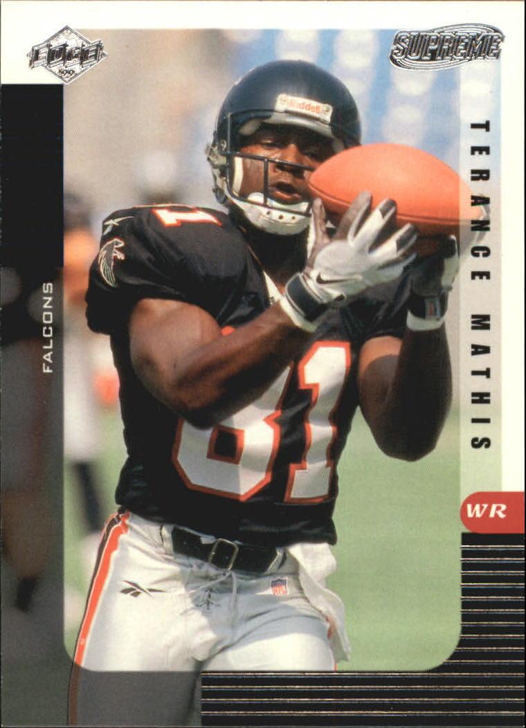 1999 Collector's Edge Supreme #10 Terence Mathis