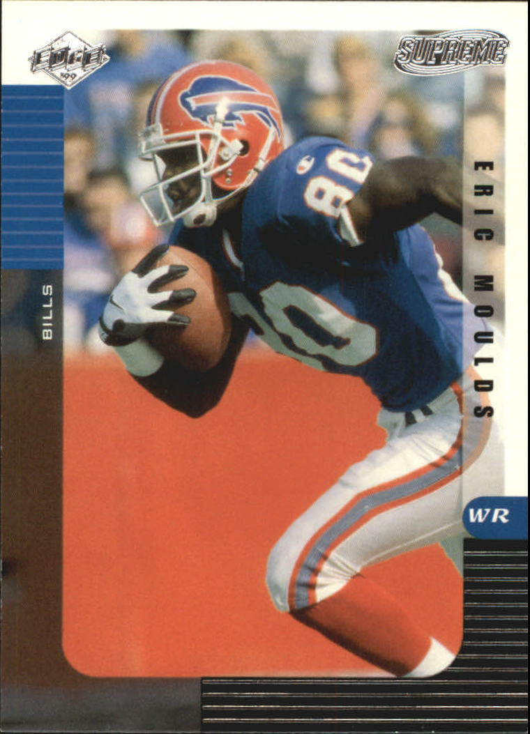 1999 Collector's Edge Supreme #16 Eric Moulds