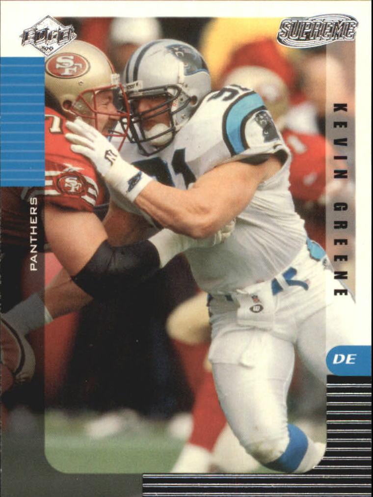 1999 Collector's Edge Supreme #20 Kevin Greene