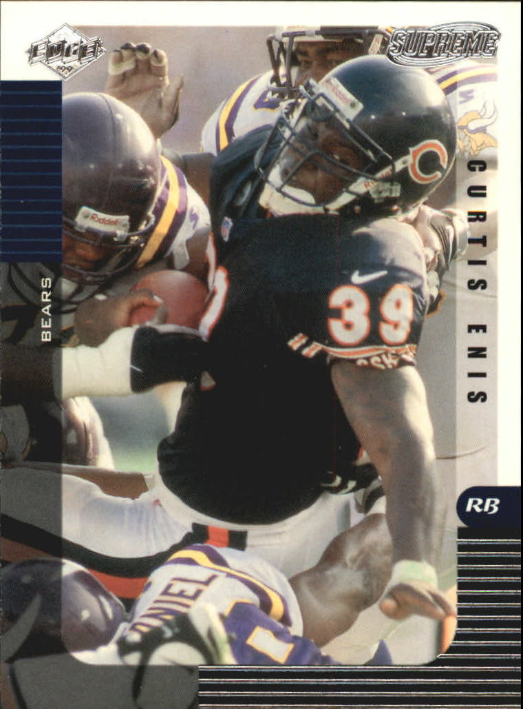 1999 Collector's Edge Supreme #25 Curtis Enis