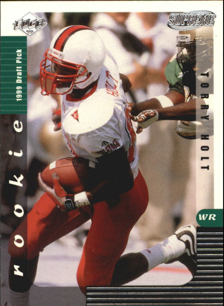 1999 Collector's Edge Supreme #150 Torry Holt RC