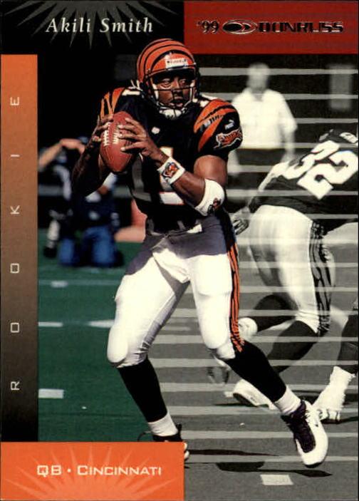 1999 Donruss #143 Akili Smith RC