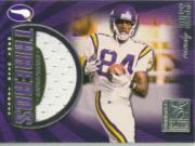 1999 Donruss Elite Common Threads #1 Randy Moss/Randall Cunningham