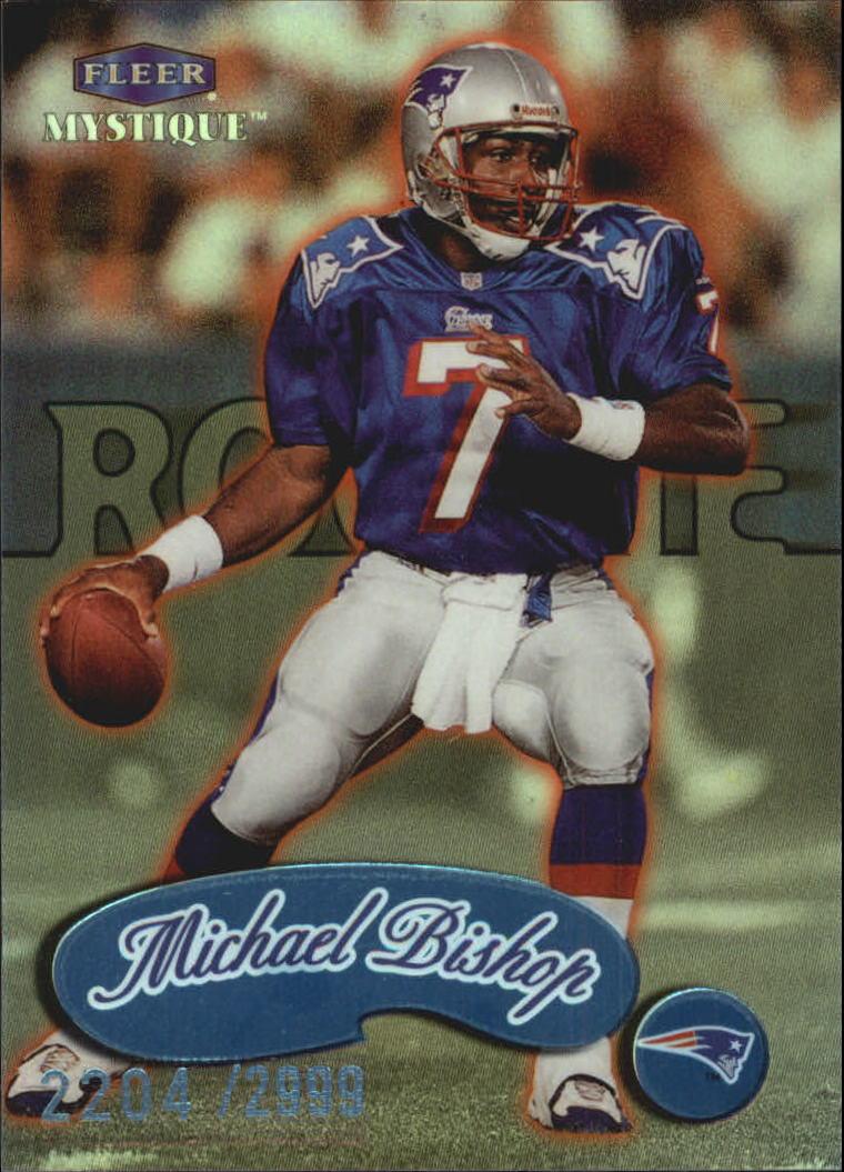 1999 Fleer Mystique #149 Michael Bishop RC