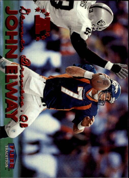 1999 Fleer Tradition #8 John Elway