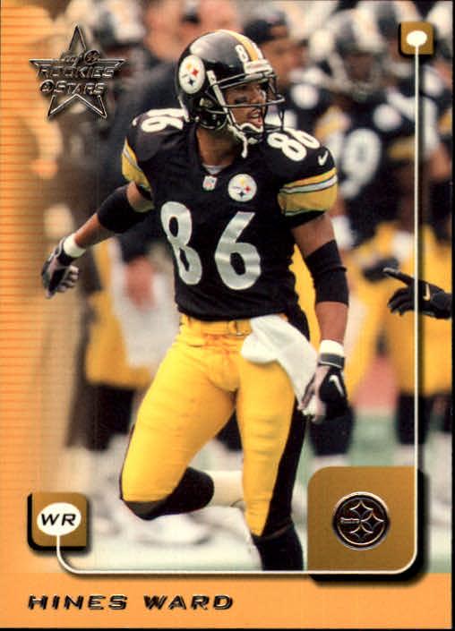 1999 Leaf Rookies and Stars #153 Hines Ward