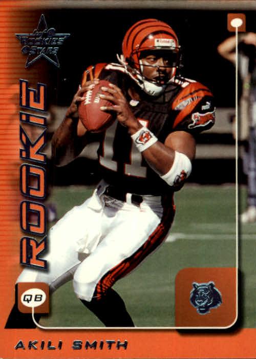 1999 Leaf Rookies and Stars #220 Akili Smith RC