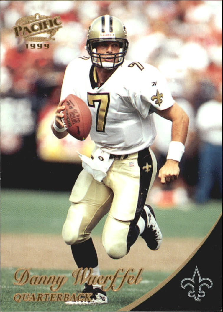 1999 Pacific Gold #260 Danny Wuerffel