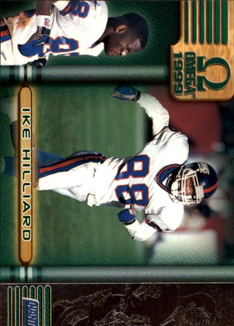 1999 Pacific Omega #157 Ike Hilliard