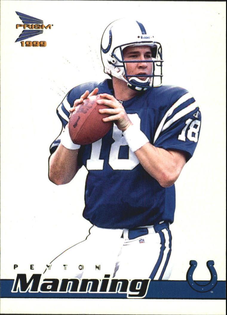 1999 Pacific Prisms #62 Peyton Manning