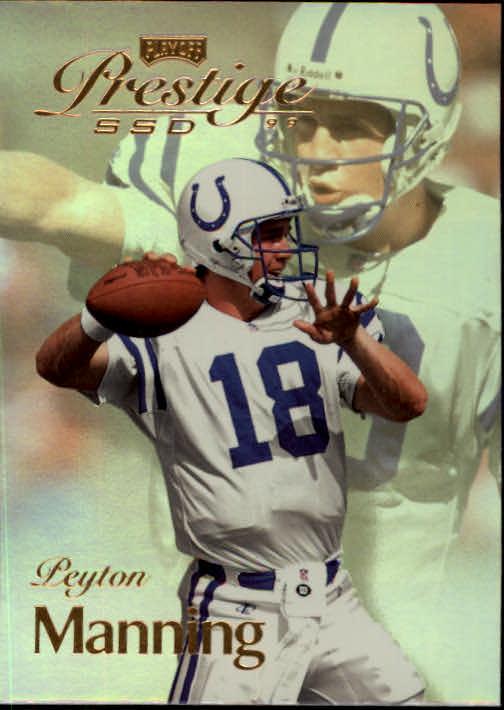 1999 Playoff Prestige SSD #53 Peyton Manning