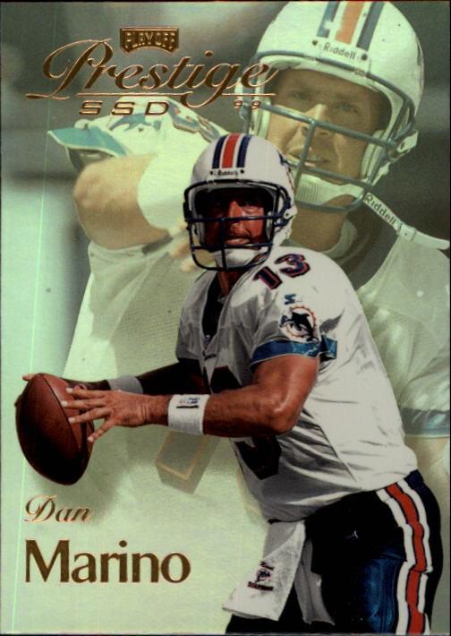 1999 Playoff Prestige SSD #67 Dan Marino