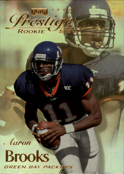 1999 Playoff Prestige SSD #197 Aaron Brooks RC
