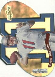 1999 Score Supplemental Behind the Numbers #BN11 Drew Bledsoe