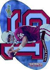 1999 Score Supplemental Behind the Numbers #BN16 Jake Plummer