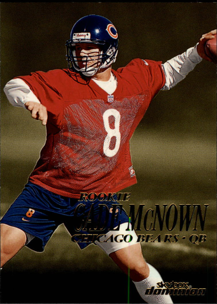 1999 SkyBox Dominion #203 Cade McNown RC