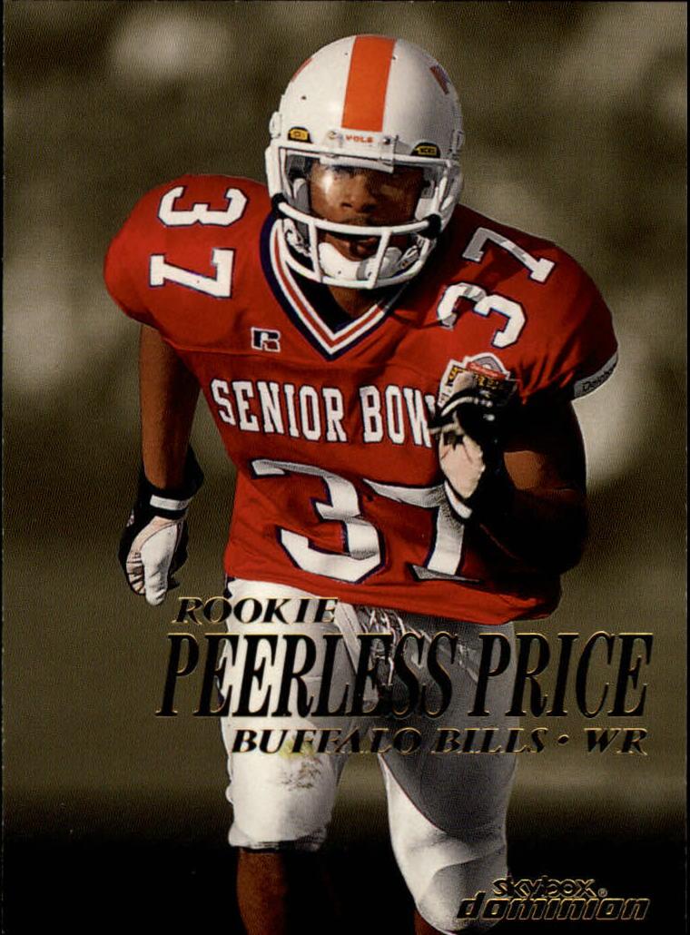 1999 SkyBox Dominion #212 Peerless Price RC
