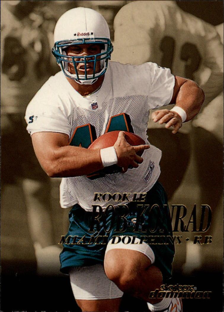 1999 SkyBox Dominion #215 Rob Konrad RC