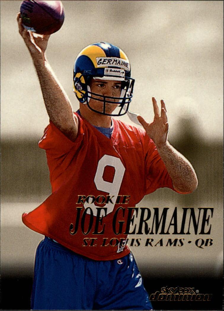 1999 SkyBox Dominion #216 Joe Germaine RC