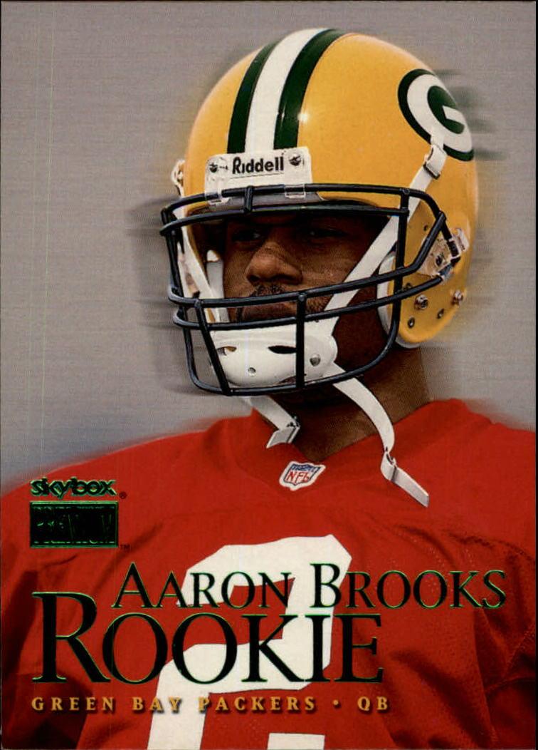 1999 SkyBox Premium #226 Aaron Brooks RC
