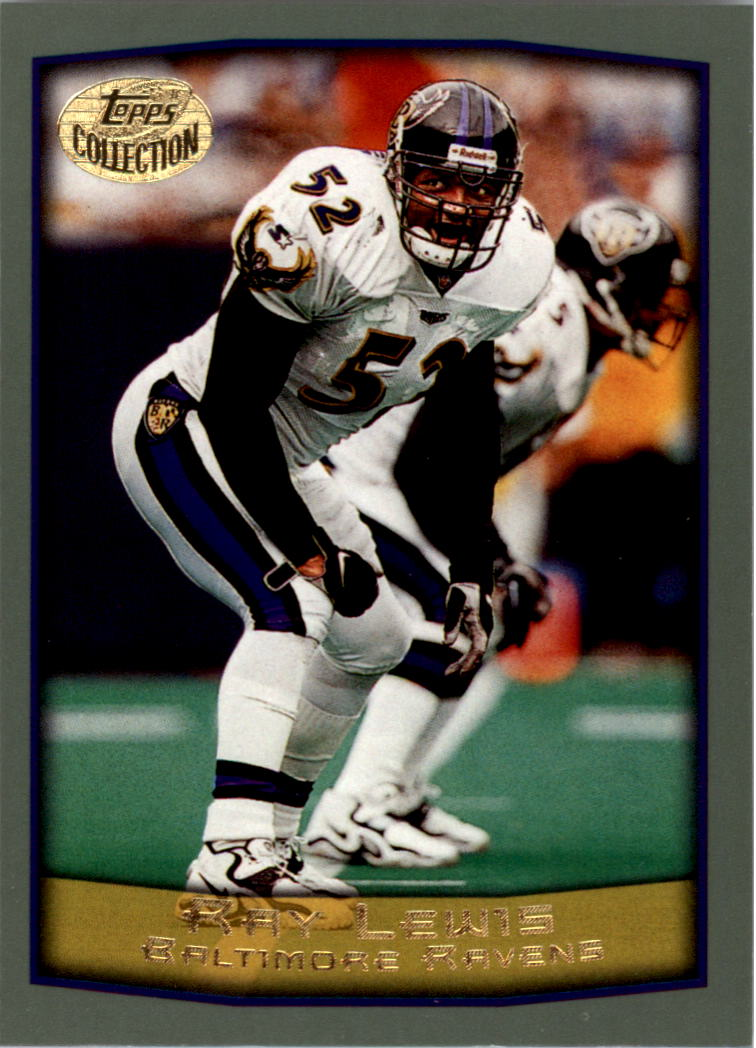 1999 Topps Collection #137 Ray Lewis