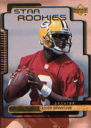 1999 Upper Deck #260 Aaron Brooks RC