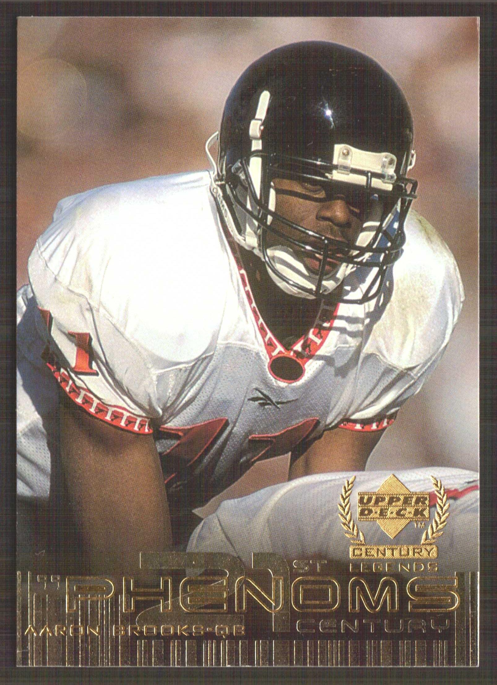 1999 Upper Deck Century Legends #148 Aaron Brooks RC