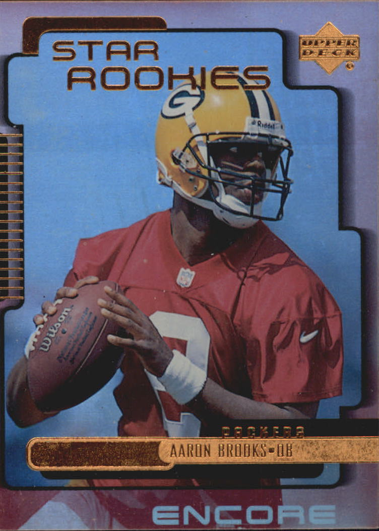 1999 Upper Deck Encore #215 Aaron Brooks RC