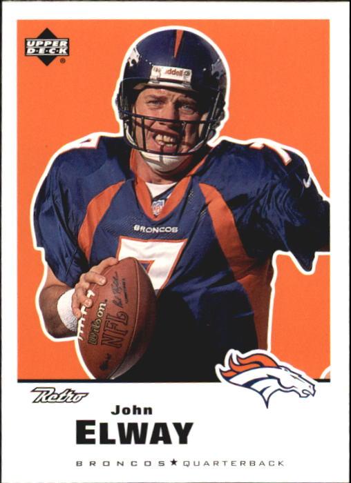 1999 Upper Deck Retro #47 John Elway