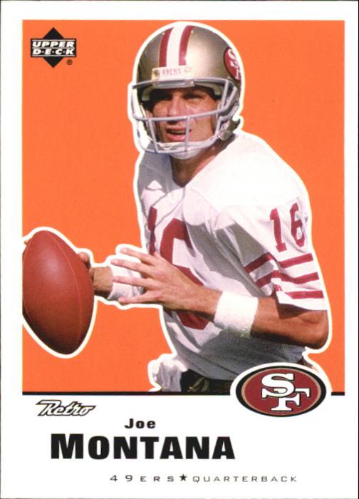 1999 Upper Deck Retro #144 Joe Montana
